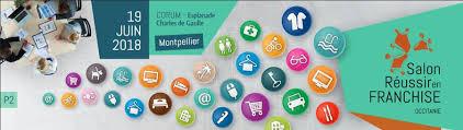 Salon Réussir en franchise de Montpellier