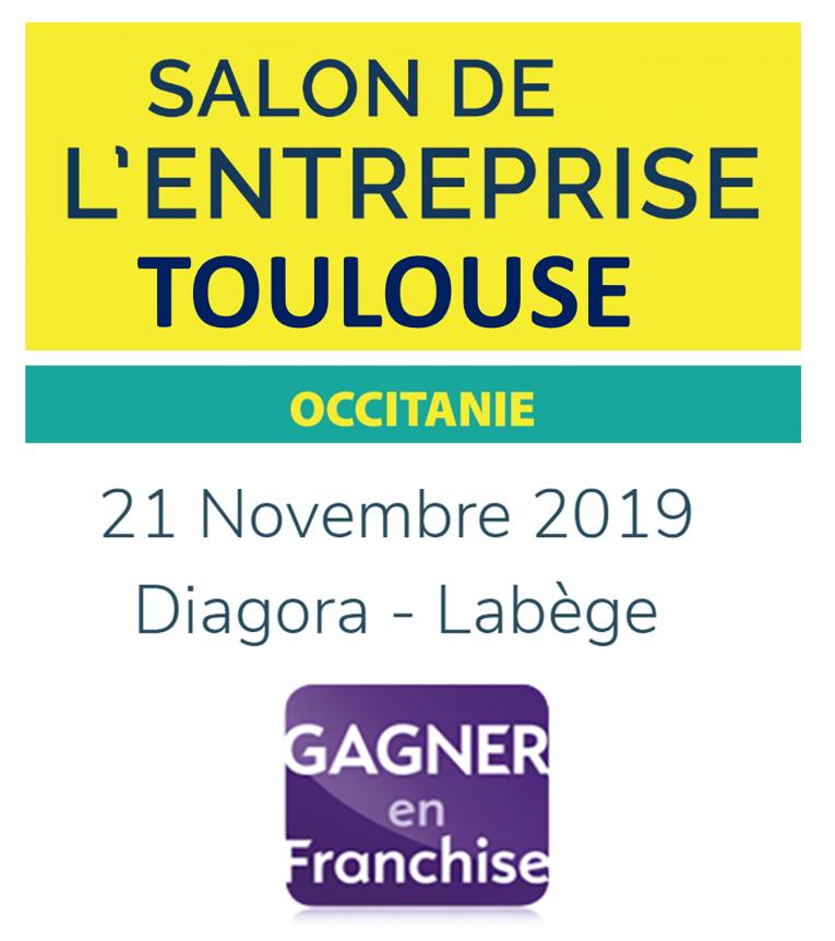 le salon de l'entreprise - Toulouse - 21 novembre 2019